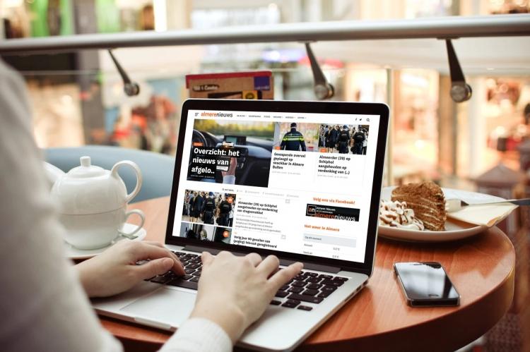 Almere Nieuws toegankelijker voor laaggeletterden