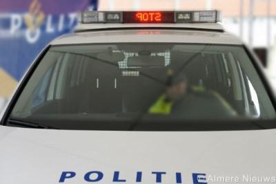 politie stop
