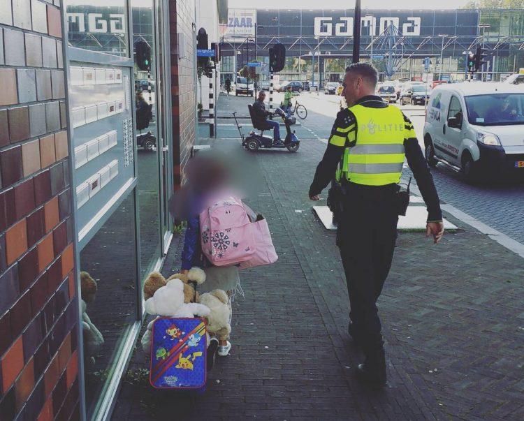 Foto door: wijkagent Wim Knol