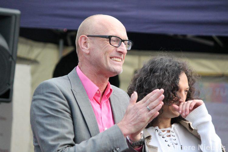Tjeerd Herrema (links)