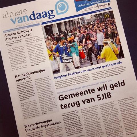 Foto: Almere Vandaag