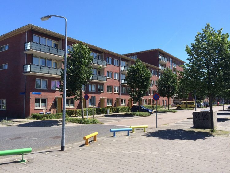 Complex A. Roland Holstraat Almere